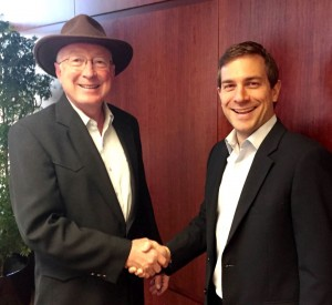 Former Interior Secretary Ken Salazar is endorsing Jeff Bridges in HD-3.