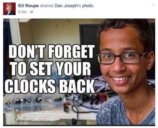 roupeclock set your clocks back sunday, says gop's rep kit roupe colorado pols