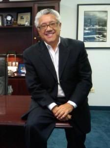 Jerry Natividad, Republican candidate for U.S. Senate
